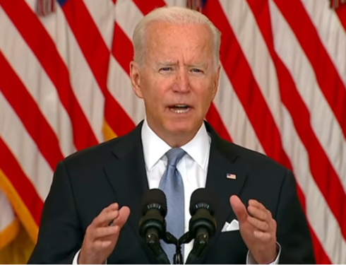Biden must ensure every American civilian and ally is evacuated from Afghanistan before leaving