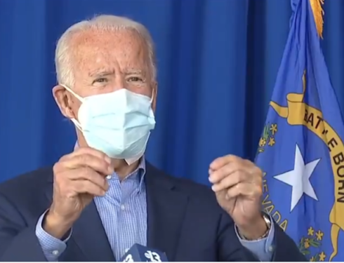 Has Joe Biden lost control of the virus? Honeymoon ends as IHME estimates Covid cases surge to 475,000 daily.