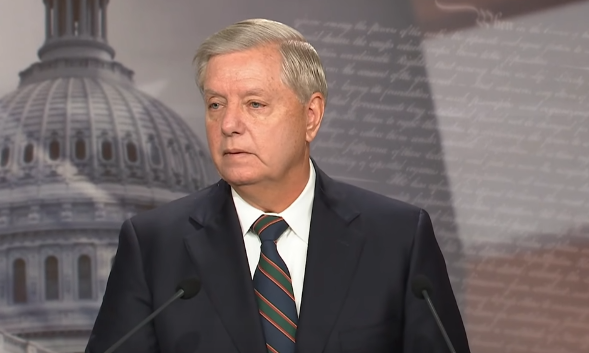 Graham blasts Biden as 12 American service members killed in Kabul: 'It is not a capability problem, but a problem of will.'